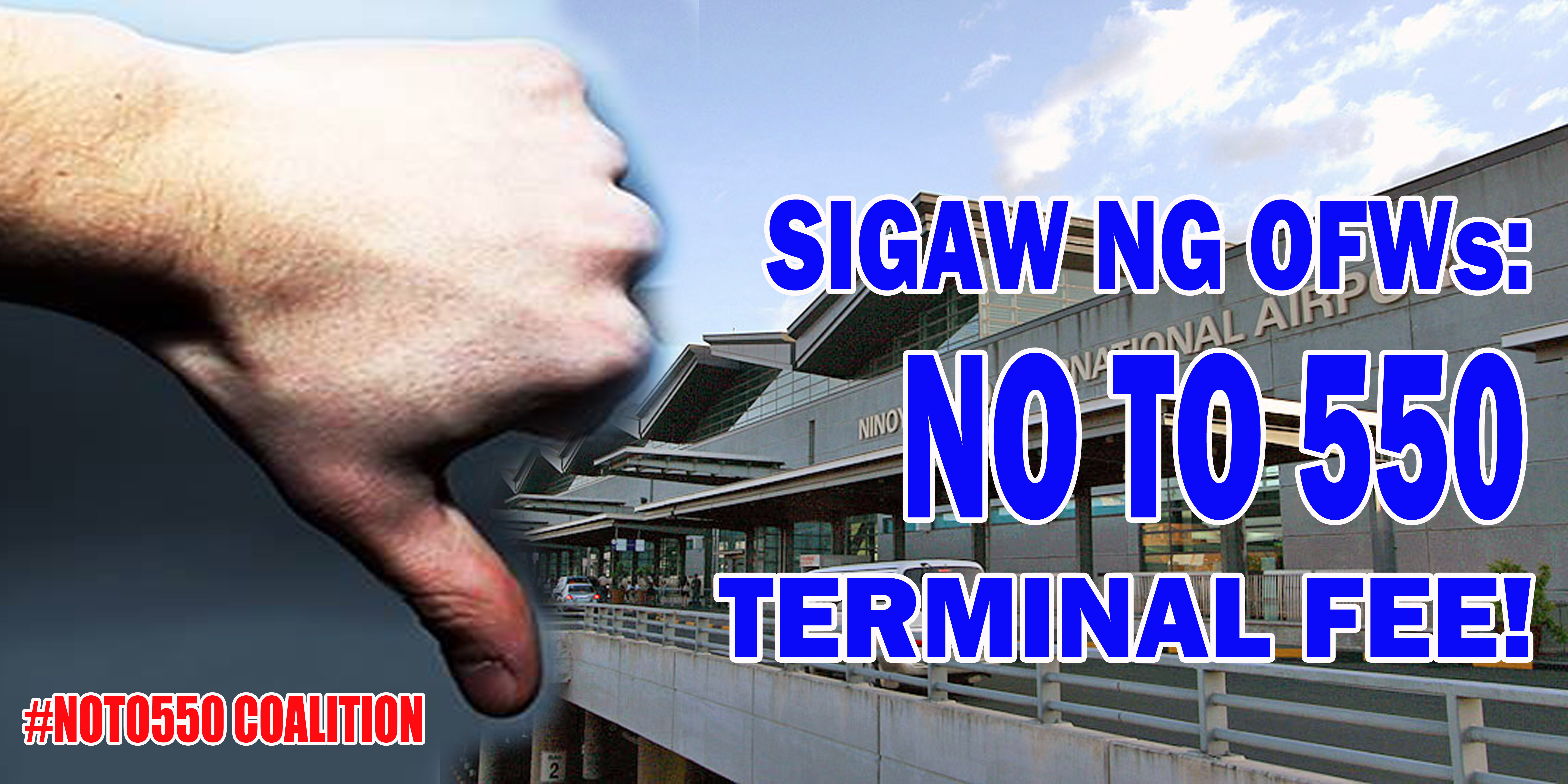 OFW groups welcome Senate probe on integrated airport terminal fee