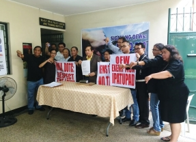 OFW groups and advocates hail court decision on airport terminal fee integration