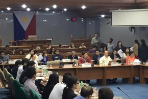OFW groups welcomed Custom Chief's public apology; bats for special provisions for OFWs in proposed CMTA