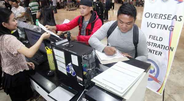 Ople appeals to OFWs: Vote and make a difference!