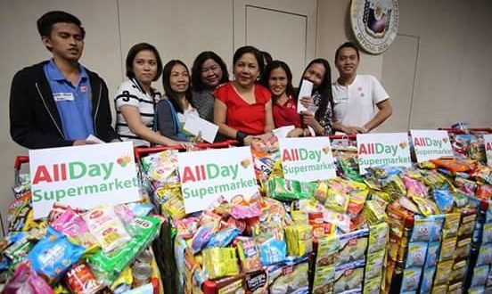 Awarding of Livelihood and Financial Assistance for Seven OFWs