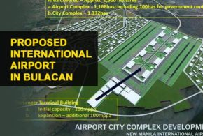 OFW groups back plan to build new airport in Bulacan