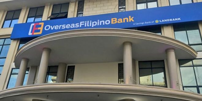 "Ople Policy Center asks: ""Whatever happened to the Overseas Filipino Bank?"""