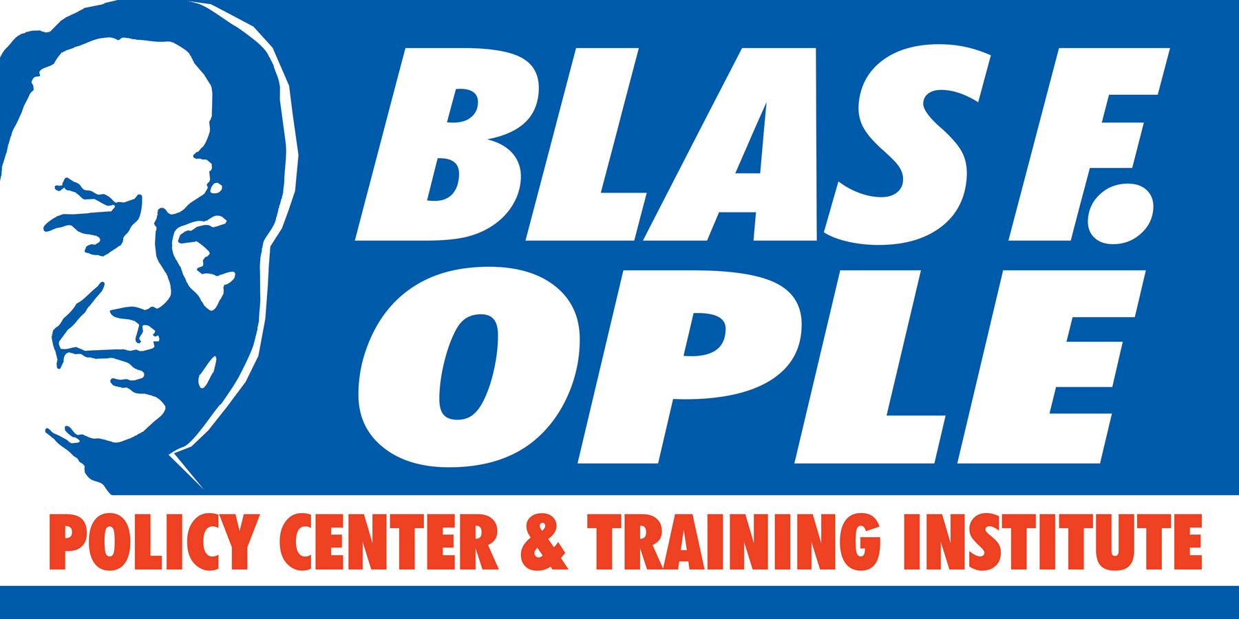 Blas F. Ople Policy Center & Training Institute